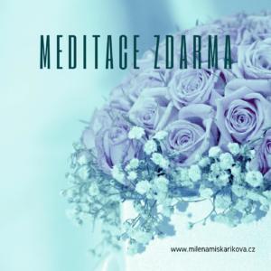 meditace zdarma